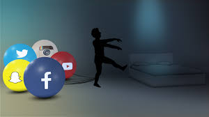 Social Media Sleep and mental health